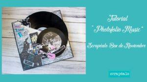 Tutorial Photofolio Music