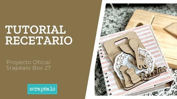Tutorial oficial Scrapéalo Box #27