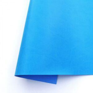 Ecopiel mate azul zafiro - Kora Projects