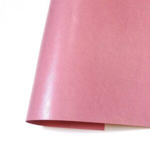 Ecopiel satinada rosa flamenco - Kora Projects