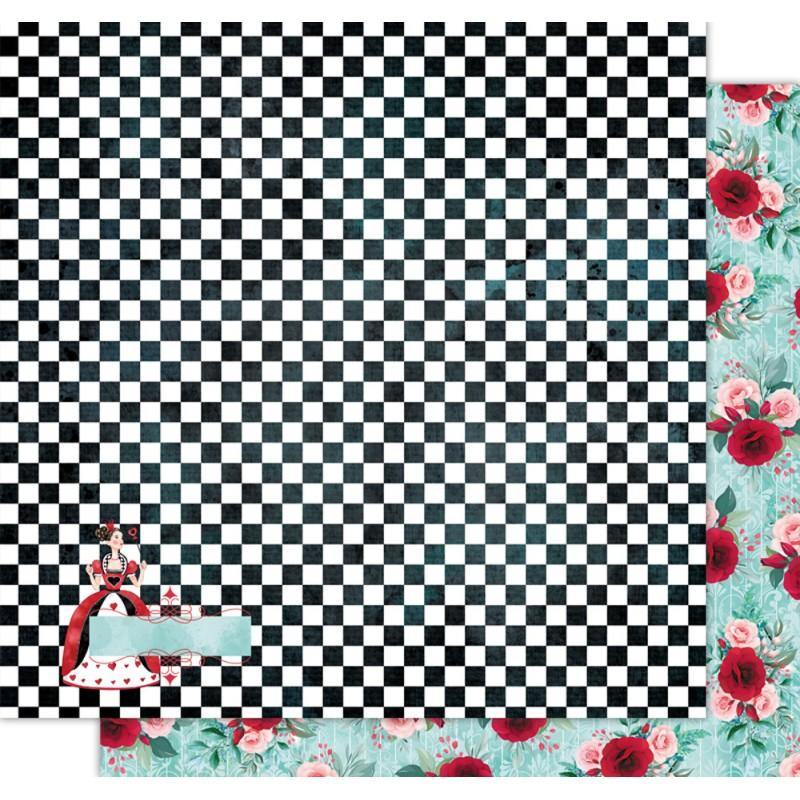 Pack de papeles Wonderland de Kora Projects