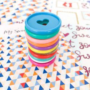 Disc planner «culo inquieto» My Sweet Valentine