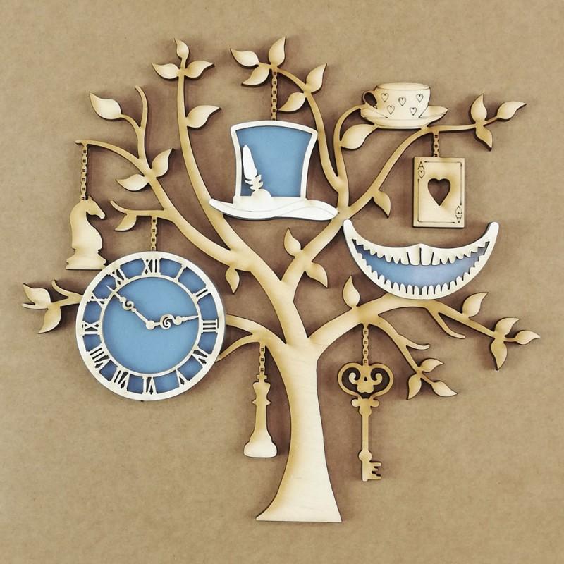 Shaker árbol Wonderland de Kora Projects