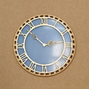 Shaker reloj vintage de Kora Projects