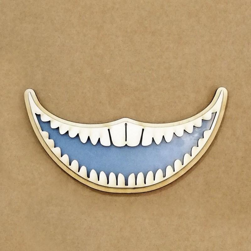 Shaker sonrisa de gato de Kora Projects