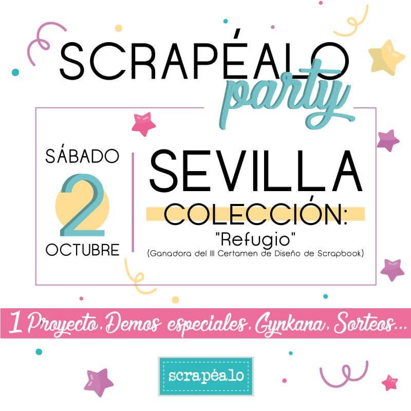 Scrapéalo Party Sevilla 2021