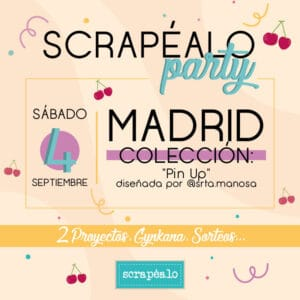 Scrapéalo Party Madrid 2021