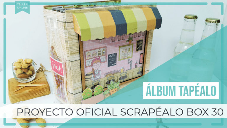 Álbum Tapéalo - Proyecto oficial Box #30