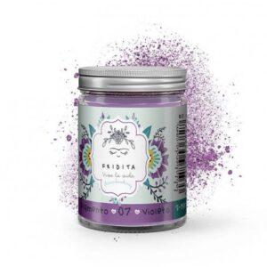 Pigmento 07 Violeta de Fridita - Scrapéalo