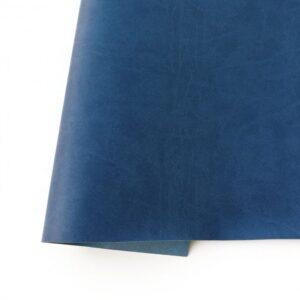 Ecopiel azul denim mate de Kora Projects - Scrapéalo