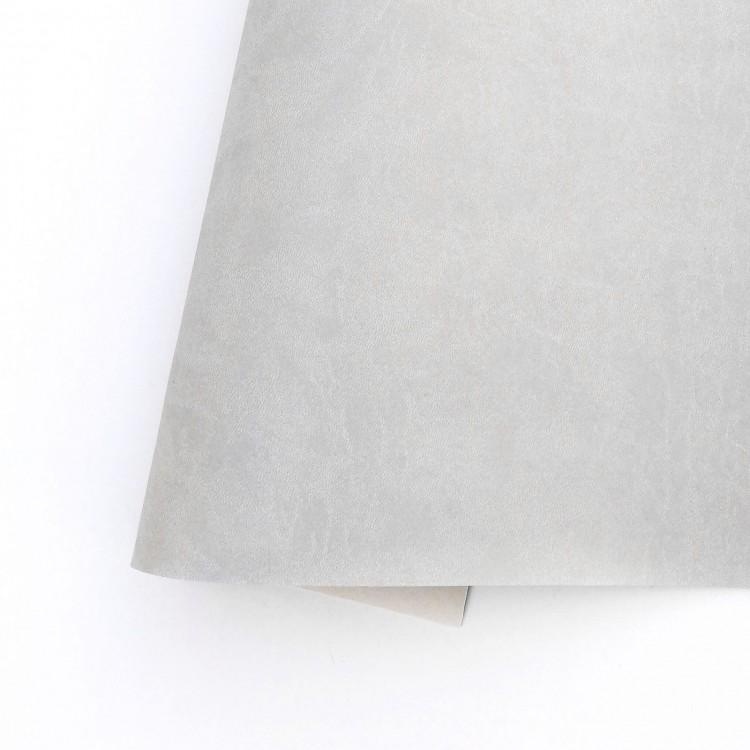 Ecopiel mate gris ceniza de Kora Projects - Scrapéalo