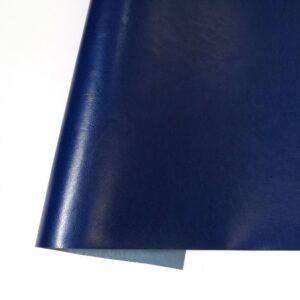 Ecopiel satinada azul marino de Kora Projects - Scrapéalori