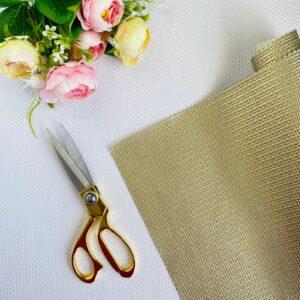Polipiel cestería de 32x50 cms. color oro inglés de Pandora Scrap