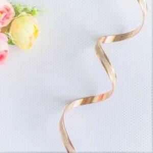 Correa polipiel Luxor oro rosa de 11 mm. de ancho de Pandora Scrap