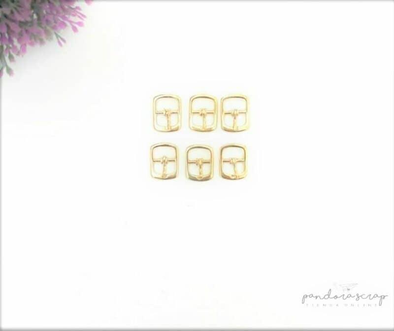 Hebilla oro 11 mm. de Pandora Scrap