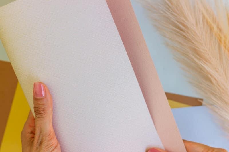 «Jasmine» colección papeles básicos para scrapbooking de Gigi's Lab