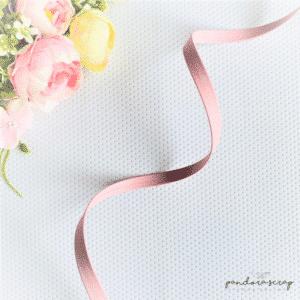 Correa de polipiel rosa pastel de Pandora Scrap